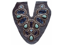 Beaded Neckline Manufacturer in India